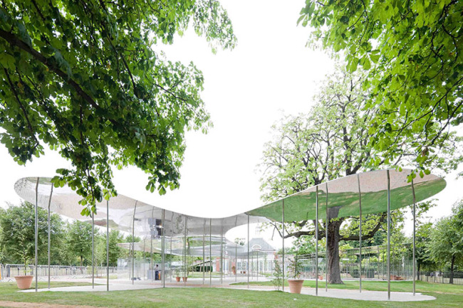 Serpentine Pavillions:  Arquitectura efímera top