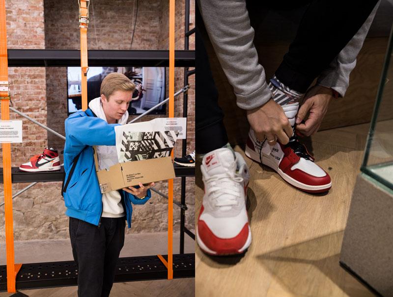 Nike THE TEN x Virgil Abloh