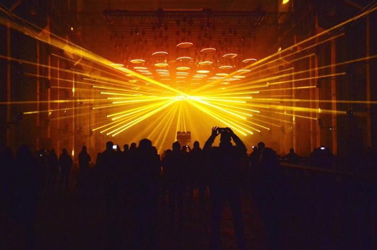 SKALAR. Luz, sonido, espacio y vectores