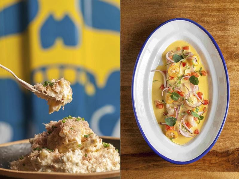 Skull St.: cocina viajera, con toques gallegos y castizos