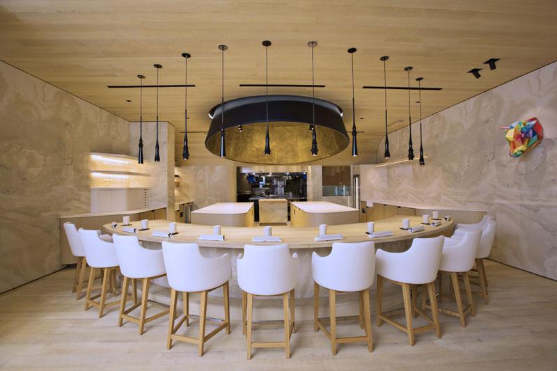 Somni: un restaurante para 10 personas