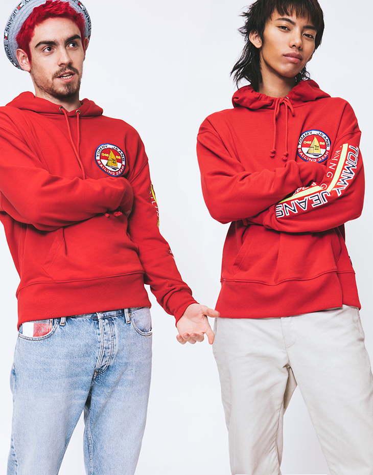 Tommy Jeans, Sí Logo + Nuevas Caras