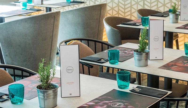 Tablafina: más que un restaurante de hotel al uso