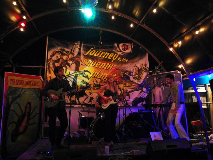 El diario de Bifannah en el festival SXSW de Austin