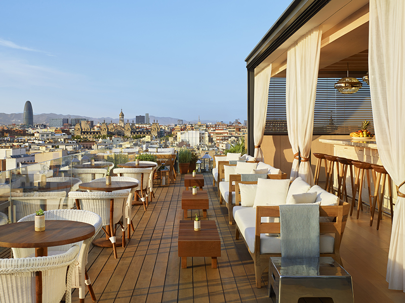 The Barcelona Edition: nuevo hotel, nuevo lujo.