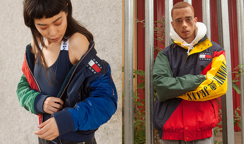 Tommy Jeans Multicolor