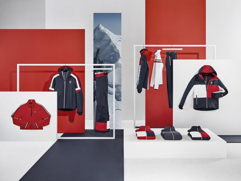 Moda para esquiar: Tommy Hilfiger x Rossignol