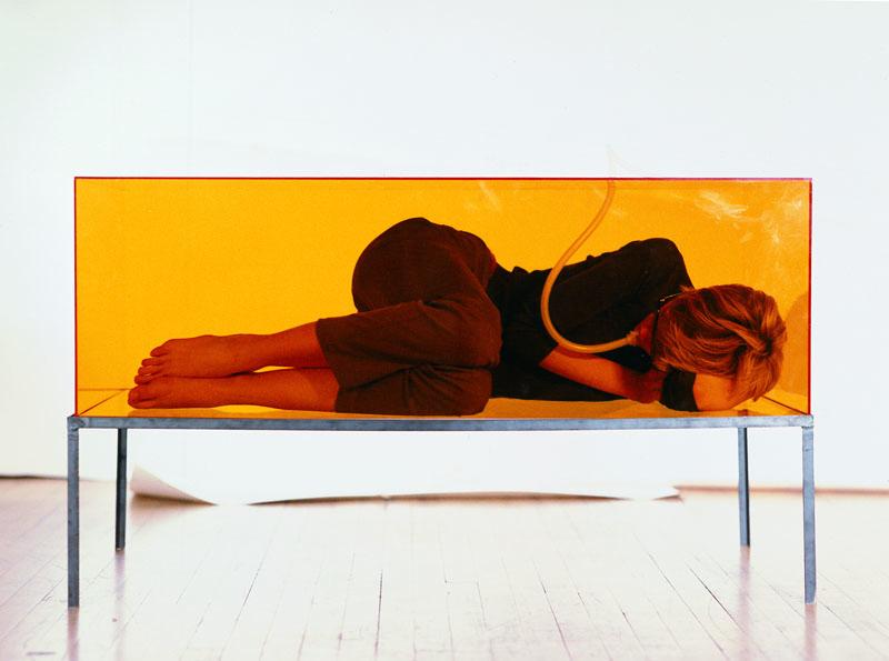 Touch deeper, la exposición de Tanja Seiner