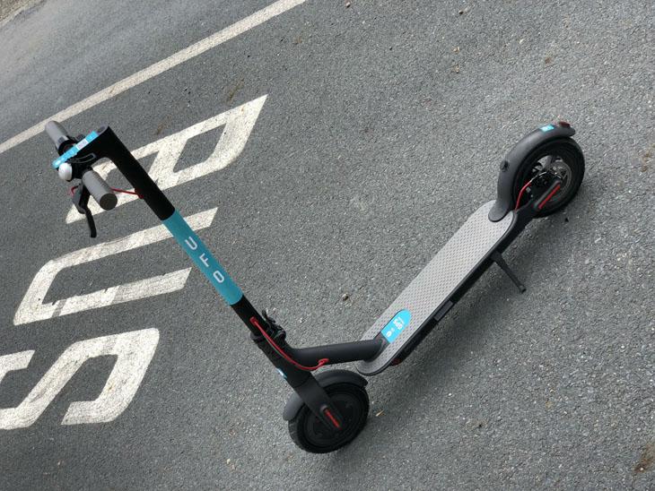 UFO-patinetes-alquiler-06 UFO: El patinete de alquiler llega a España