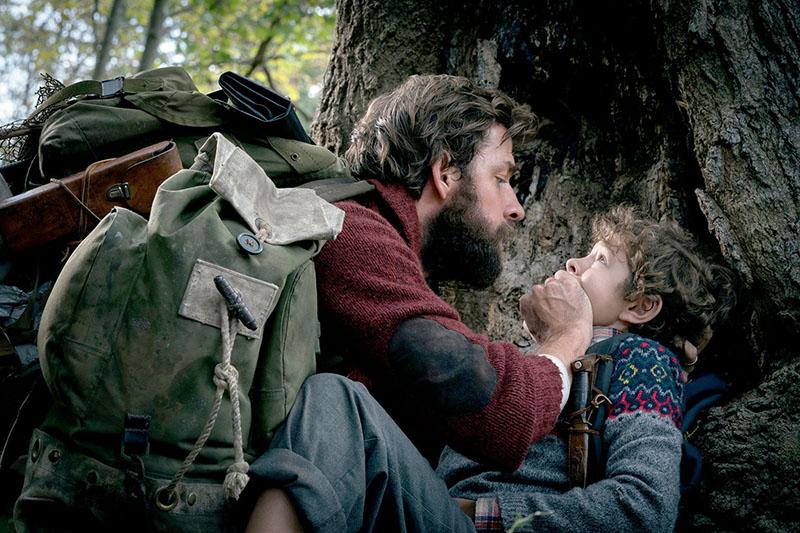 Película Un Lugar Tranquilo: más que silencio