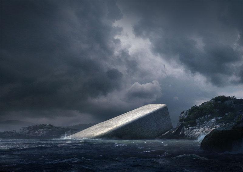 Under, el primer restaurante submarino de Europa