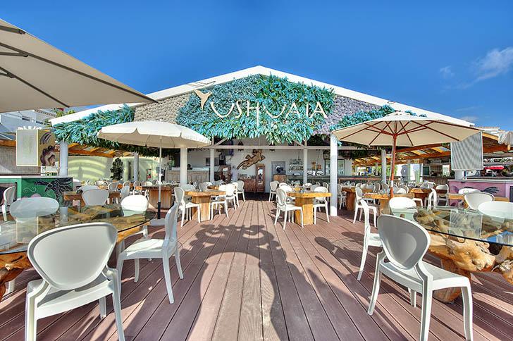 Ushuaïa Ibiza Beach Hotel: Apertura de su Beach Club