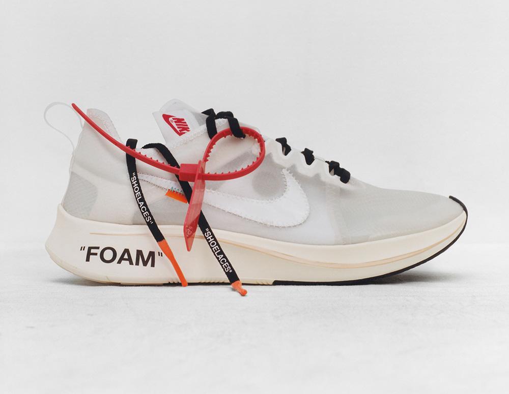 nike off white zapatillas