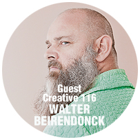 Guest Creative Walter Beirendonck
