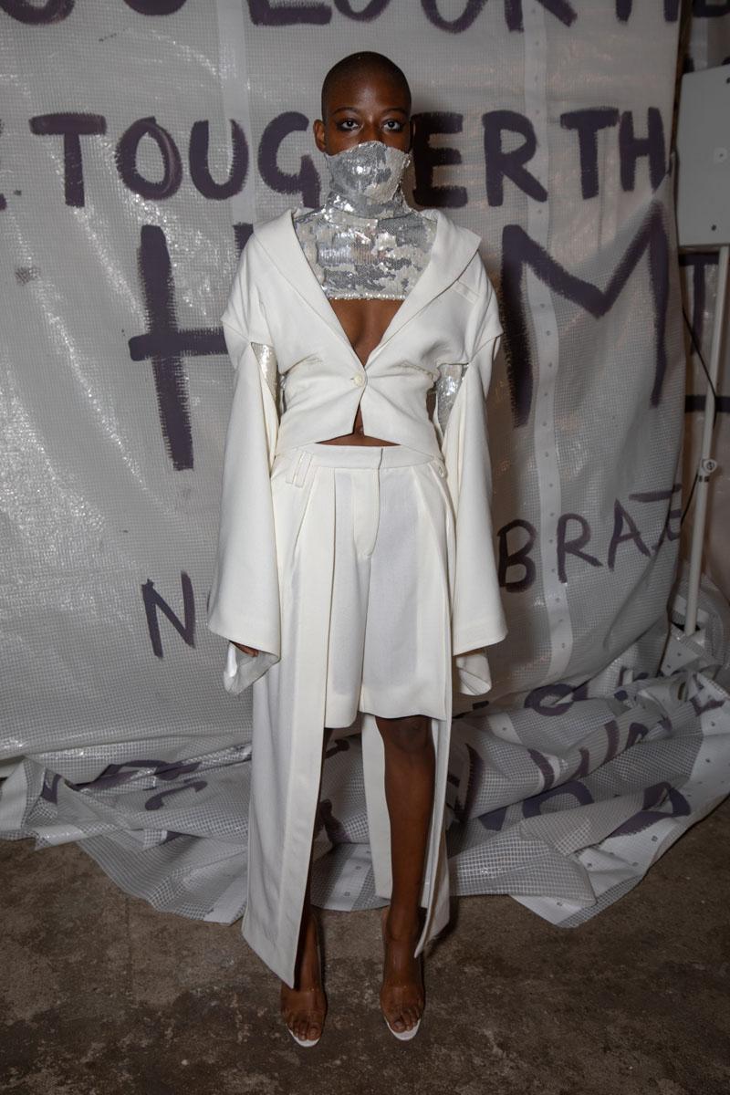London Fashion Week: Wesley Harriott SS19
