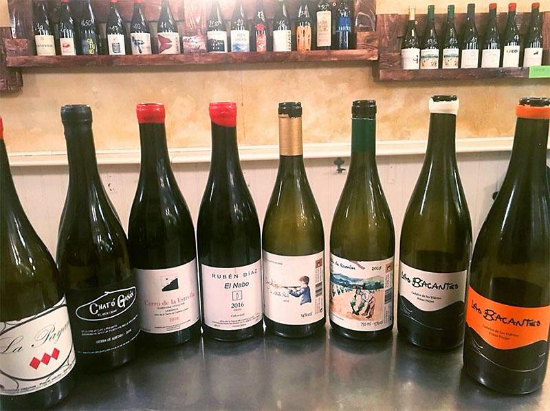 Wilda: el rugido de los vinos felinos en Madrid