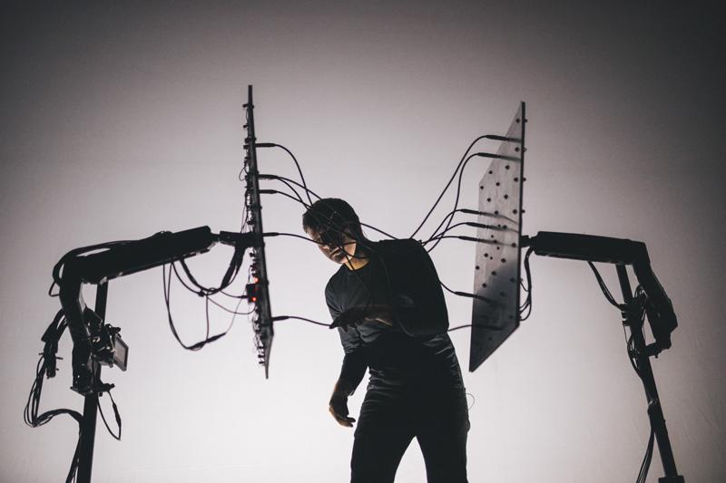 Martin Messier: encuentro de música y arte