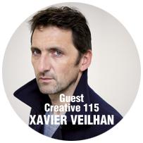 Guest Creative Xavier Veilhan