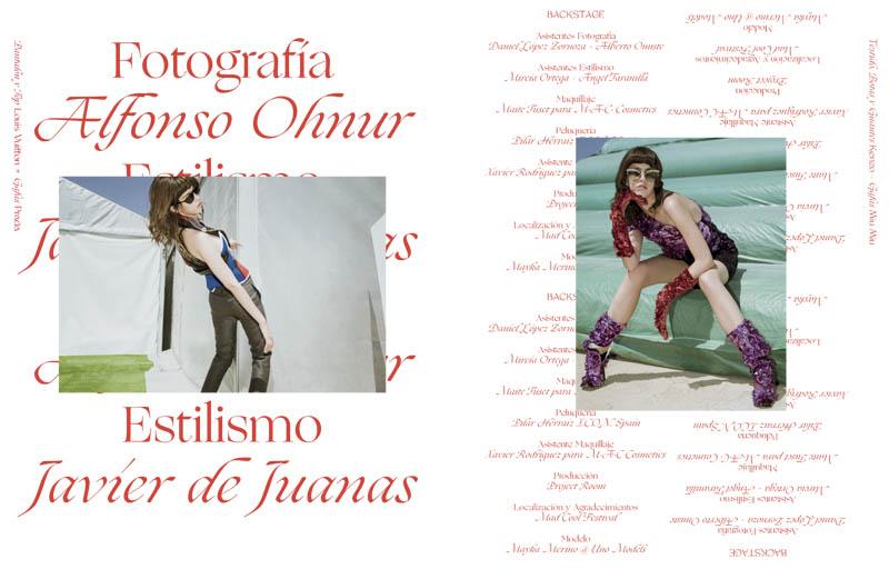 Yarza Twins y el nuevo diseño de la revista Neo2