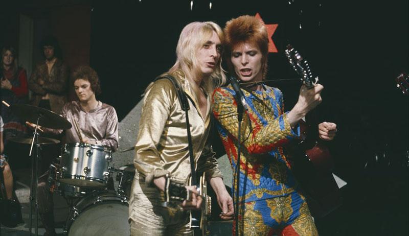 Ciclo de cine rockero en el Foxy Bar
