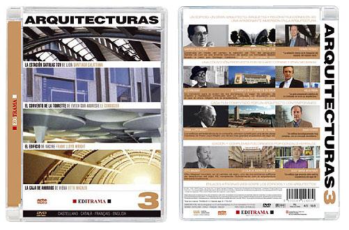 ARQUITECTURA EN DVD