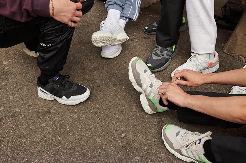 zapatilla adidas yung