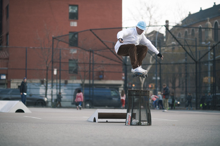 adidas Skateboarding y Mark Gonzales