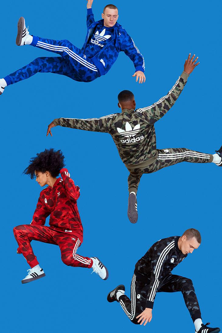 Adidas Originals x A Bathing Ape