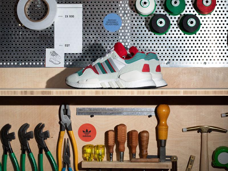 Pasado y presente: Never Made de adidas Originals