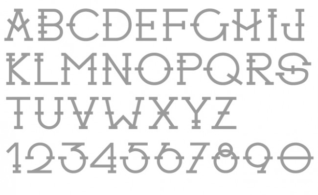 Tipografía Aguadulce