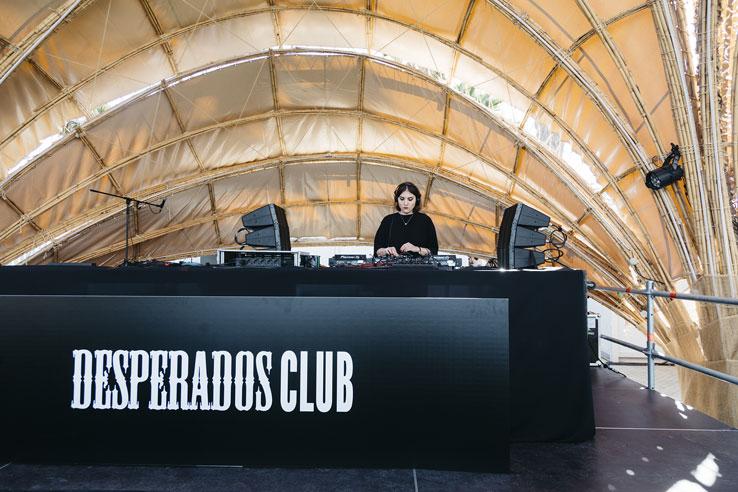 Por qué mola Desperados Club en Primavera Sound