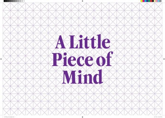 A LITTLE PIECE OF MIND