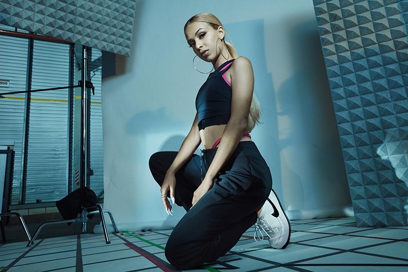 Bad Gyal estrena la colección Nike Tech Pack 2018