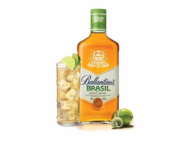 Un sorbo de Escocia y Brasil