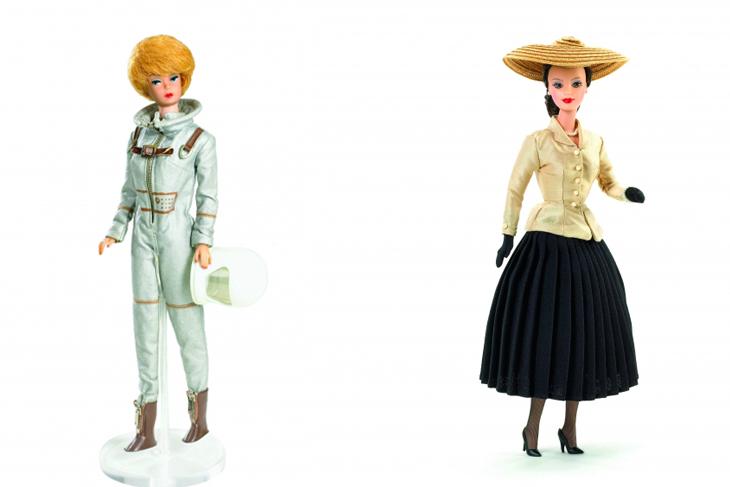 Exposición de Barbies en Madrid