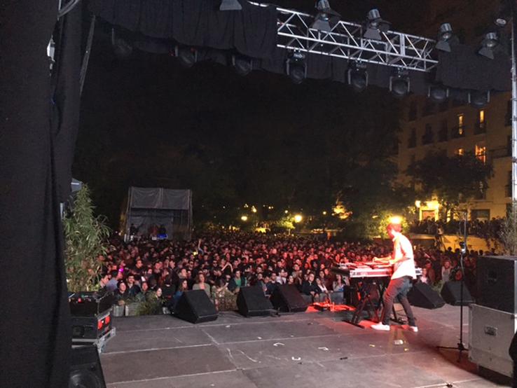 beGun, una de las joyas de San Isidro 2017