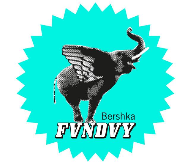 FANDAY PARTY BY BERSHKA