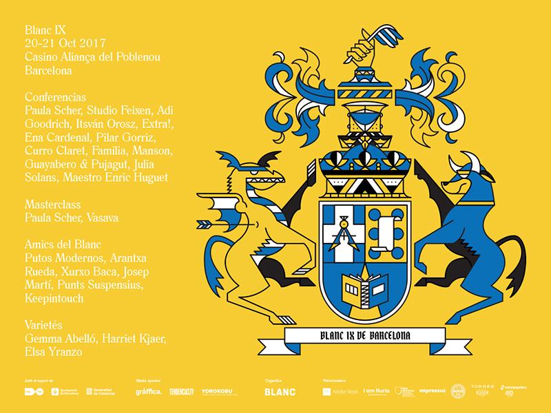 Blanc Festival: la crème del diseño en Barcelona