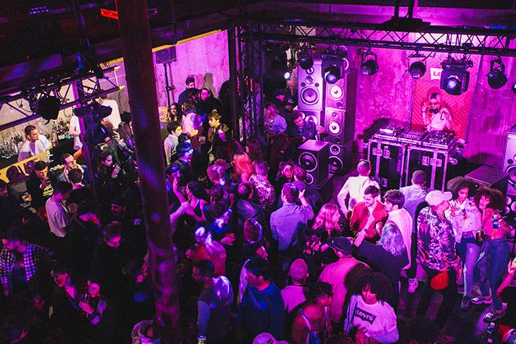 La Block Party de Levi's en Madrid