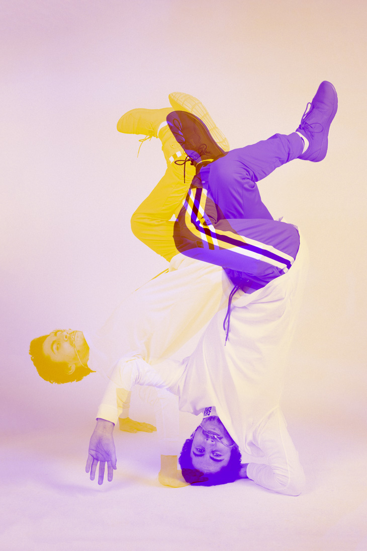 Fama, ¡A Bailar! Ugo Boulard Street Dance
