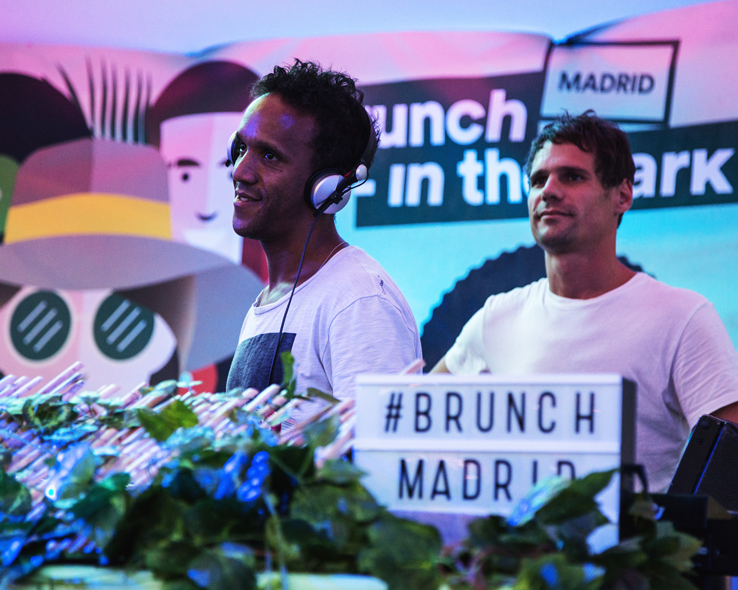 Brunch-In The Park llega a Madrid