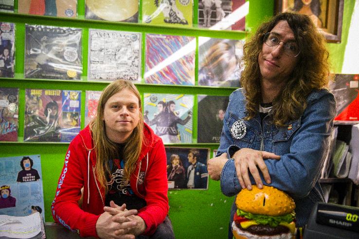 Burger Records: Conciertos en Madrid y Barcelona
