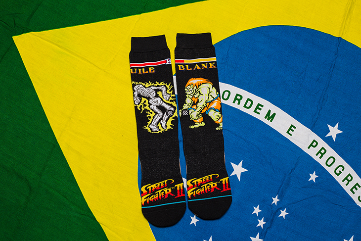 Calcetines Street Fighter II x Stance