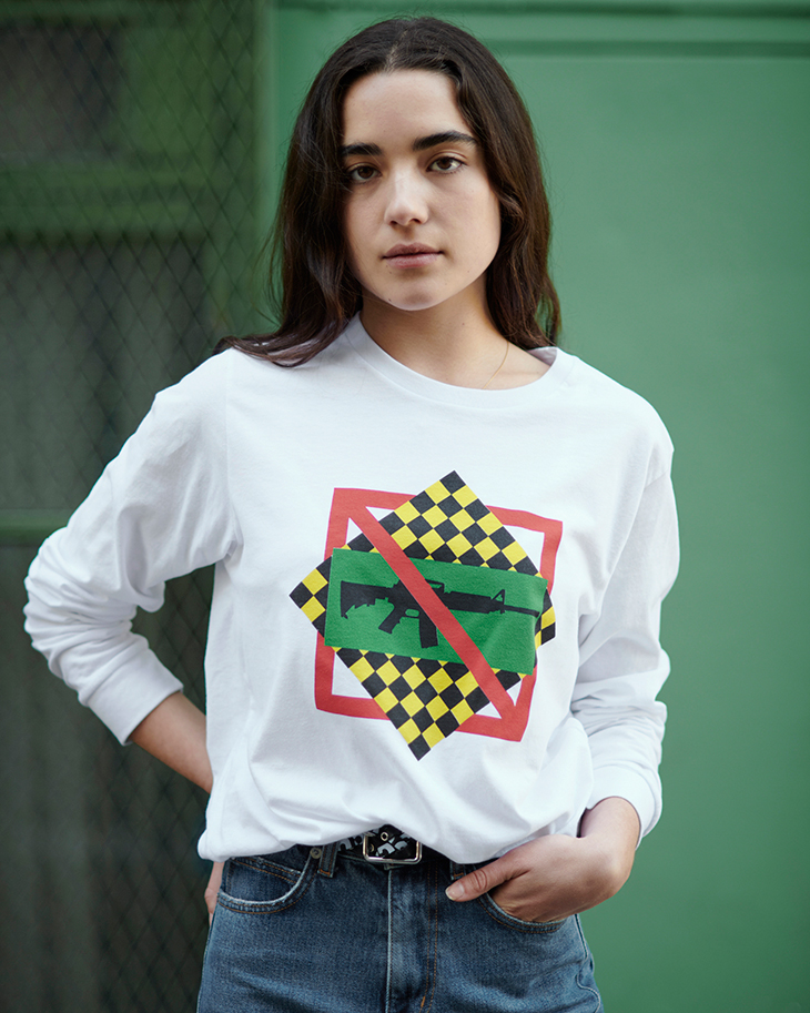 Camisetas Antibalas by Proenza Schouler