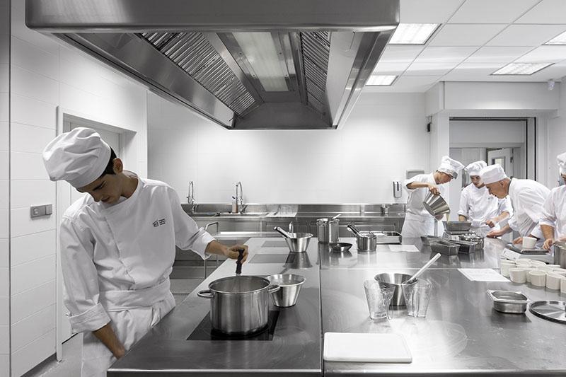 Un Rioja y el Basque Culinary Center