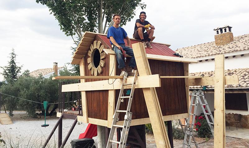 Kuma Construction, Cabin Porn hecho en España