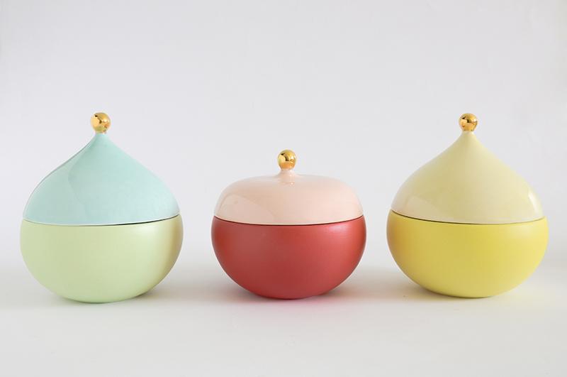 Diseñadores de cerámica contemporánea II
