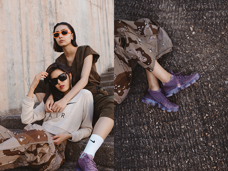 Chicas Air VaporMax Day to Night