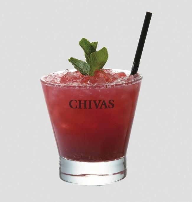 CHIVAS RED CARPET