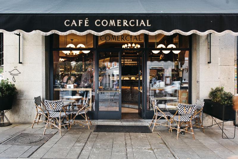 Cocido Madrileño en el Café Comercial